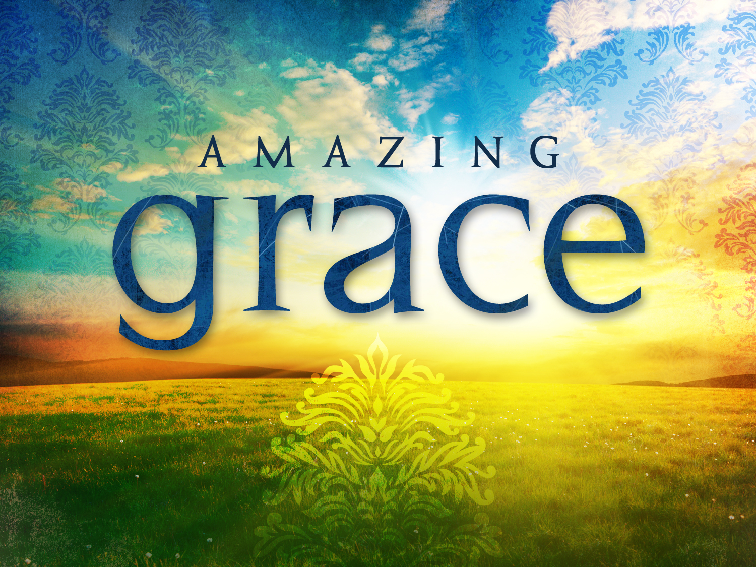 The final word…GRACE.