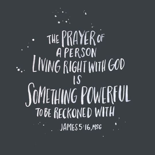 Prayer works…but how?